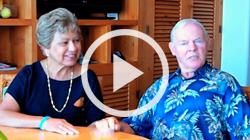 Sonia and Herbert Bethge interview video image
