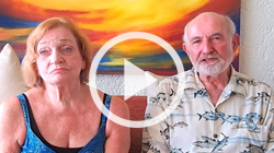 Joann and Robert Pickholtz interview video image