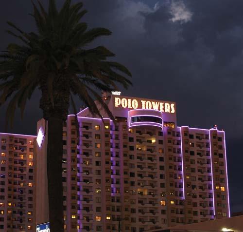 Polo Towers Las Vegas Raintree Vacation Club